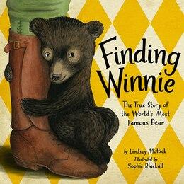 Book Finding Winnie by Lindsay Mattick
