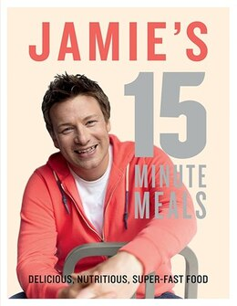 Book 15 Minute Meals by Jamie Oliver