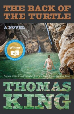 Book The Back of the Turtle by Thomas King
