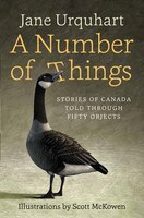 Book A Number of Things: Stories About Canada Told Through 50 Objects by Jane Urquhart
