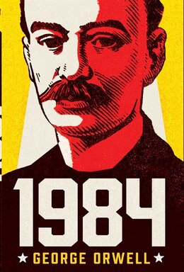 Book 1984 by George Orwell