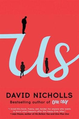 Book Us by David Nicholls