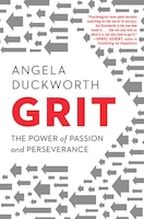 Book Grit by Angela Duckworth
