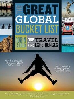 Book The Great Global Bucket List by Robin Esrock