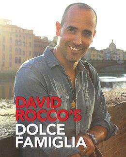 Book Dolce Famiglia by David Rocco