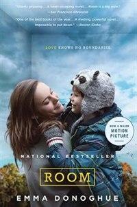 Room Movie Tie-In Edition by Emma Donoghue