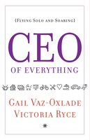 Book CEO of Everything by Gail Vaz-Oxlade