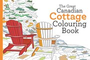 Book Great Canadian Cottage Colouring Book by Paul Covello
