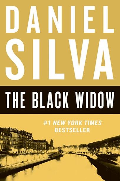 The Black Widow: A Novel by Daniel Silva