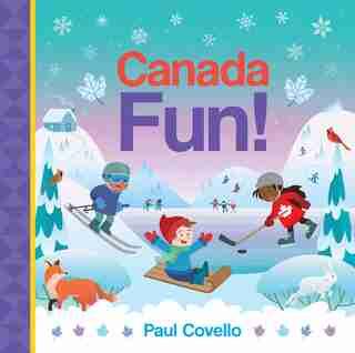 Canada Fun! by Paul Covello