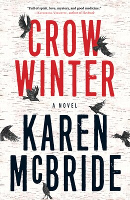 Book Crow Winter: A Novel by Karen Mcbride
