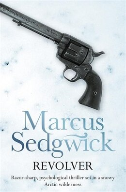 Book Revolver by Marcus Sedgwick