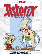 Asterix Omnibus 3: Asterix And The Big Fight, Asterix In Britain And Asterix And The Normans