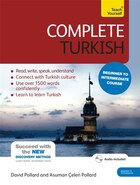 Complete Turkish Beginner To Intermediate Course: Learn To Read, Write, Speak And Understand A New…