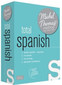 Book Total Spanish with the Michel Thomas Method by Michel Thomas