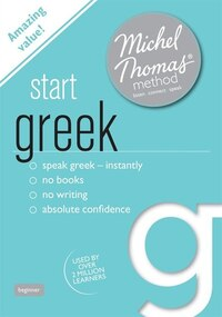 Start Greek with the Michel Thomas Method