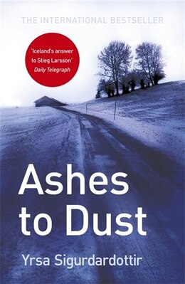 Book Ashes To Dust by Yrsa Sigurdardottir