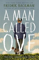 Book A Man Called Ove by Fredrik Backman