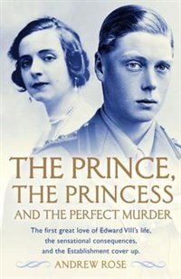 Book The Prince, The Princess And The Perfect Murder by Andrew Rose