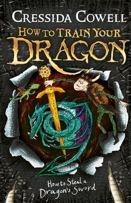 Book How To Steal A Dragon's Sword by Cressida Cowell