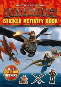 Book How To Train Your Dragon 2 Sticker Activity Book by Cressida Cowell