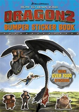 Book How To Train Your Dragon 2 Bumper Sticker Book by Cressida Cowell