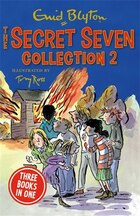 Secret Seven Collection - Books 4-6