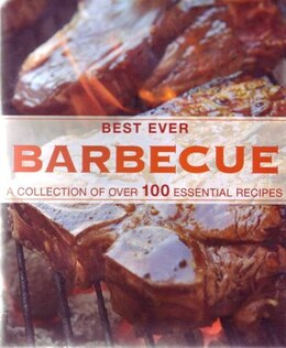 Book Best Ever Barbecue by Parragon Books