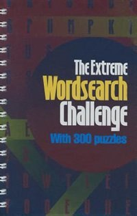 Book Extreme Wordsearch Challenge by Parragon Books