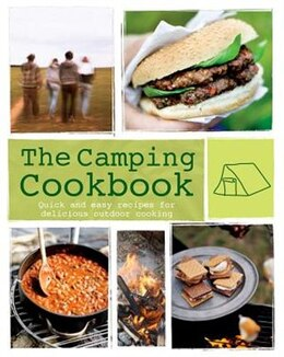 Book Camping Ckbk by Parragon Books