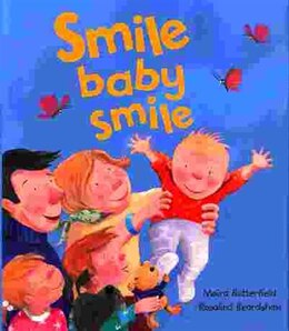 Book Smile Baby Smile by Parragon Books