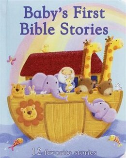 Book Babys 1st Bible Stories by Parragon Books