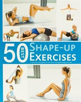 Book 50 Best Shape-up Exercises by Na