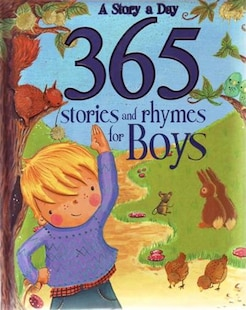 365 Stories Treasury For Boys