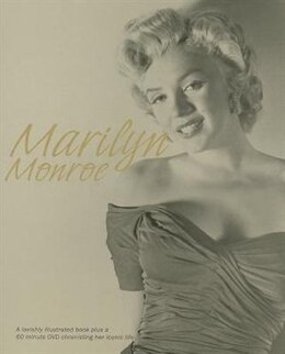 Book Marilyn Monroe Bk & Dvd Kit by Parragon Books