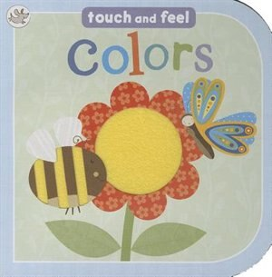 Little Learners Touch & Feel Colors