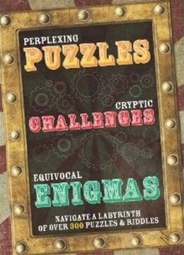 Book Perplexing Puzzles Challenging Conundr by Parragon Books