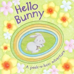 Book Hello Bunny by Parragon Books