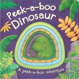 Book Peekaboo Dinosaur by Parragon Books