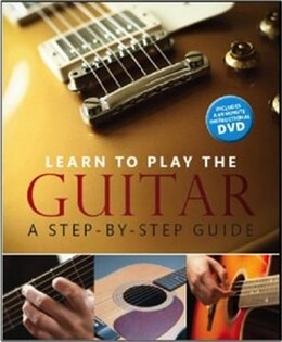 Book Ht Play Guitar Bk & Dvd by Parragon Books