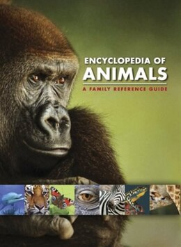 Book ANIMALS A FAMILY REF GDE by Parragon Books