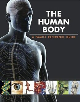 Book HUMAN BODY A FAMILY REF GDE by Parragon Books