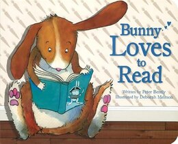 Book BUNNY LOVES TO READ by Parragon Books