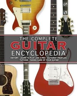 Book GUITAR THE COMPLETE ENCY by Parragon Books