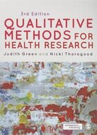 Qualitative Methods For Health Research