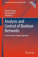 Analysis and Control of Boolean Networks: A Semi-tensor Product Approach