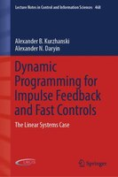 Dynamic Programming For Impulse Feedback And Fast Controls: The Linear Systems Case