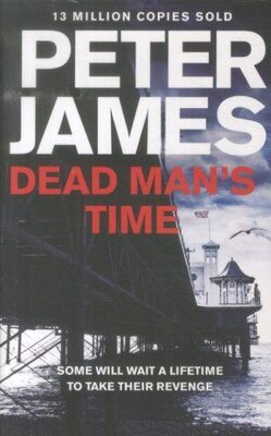 Book Dead Man's Time by Peter James