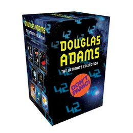 Book Douglas Adams: The Ultimate Collection by Adams  Douglas