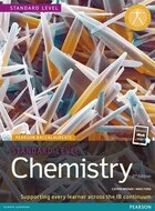 Chemistry Standard Level - Print And Etext Bundle